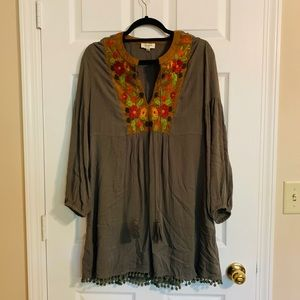 Umgee boho dress